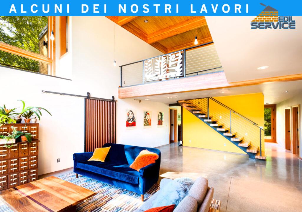 Ristrutturare la casa a Firenze.