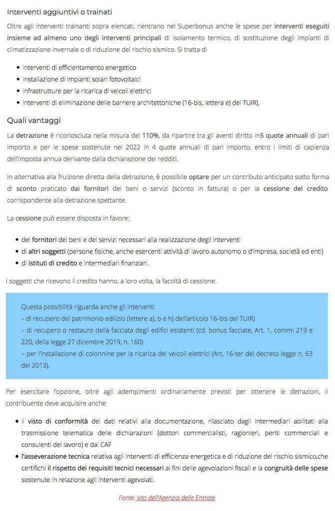 Bonus ristrutturazione edilizia a Firenze 2021